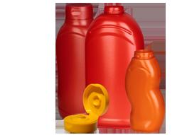 Plastové přepravky