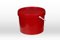 Plastový kbelík potravinářský plast