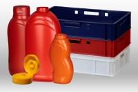 Sortiment plastových výrobků