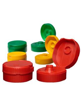 Uzávěry pro plastové lahve